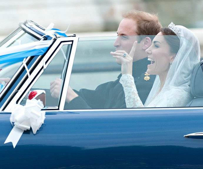 Nothing beats a royal wedding, just ask Wills and Kate!
