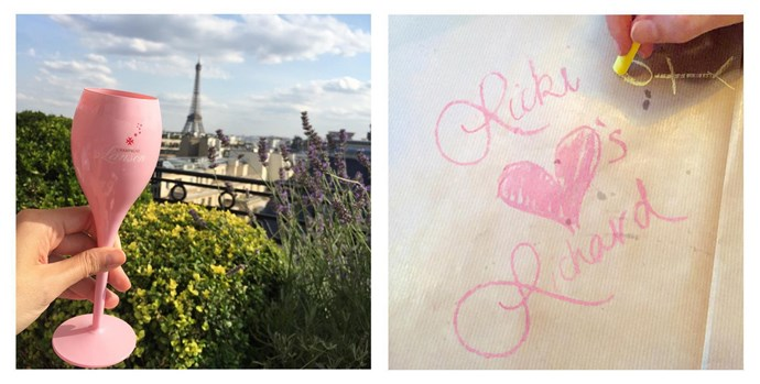 Ricki-Lee's sweet Instagrams!