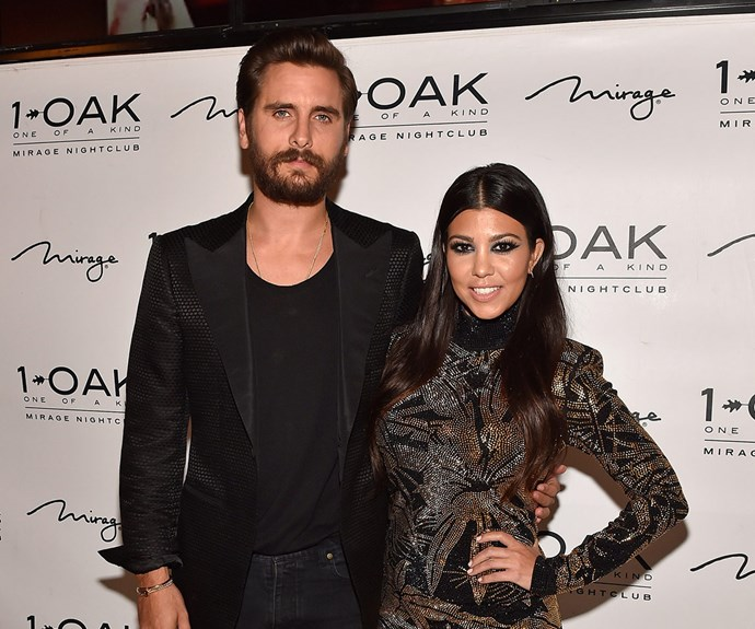 """Scott Disick himself, however, has made a comment. """"I am just taking it one day at a time. With everything going on right now, I need to be positive for myself,"""" the father-of-three, told *Us Weekly* following their split."""