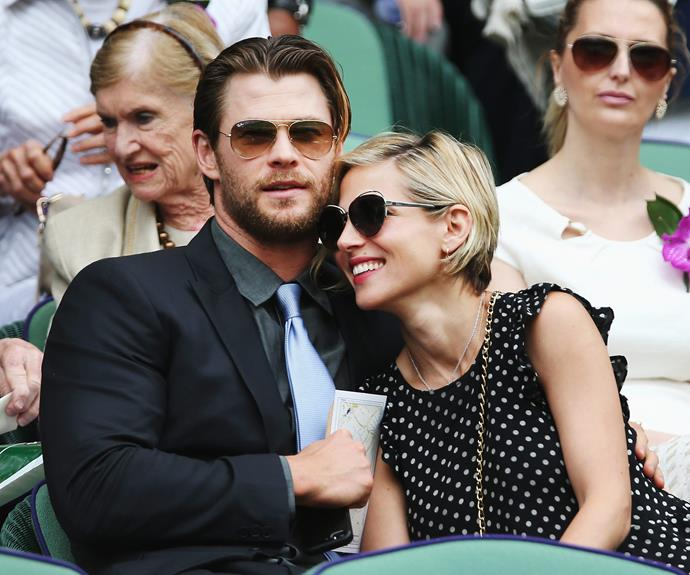The charming actor is happily married to Spanish beauty, Elsa Pataky.