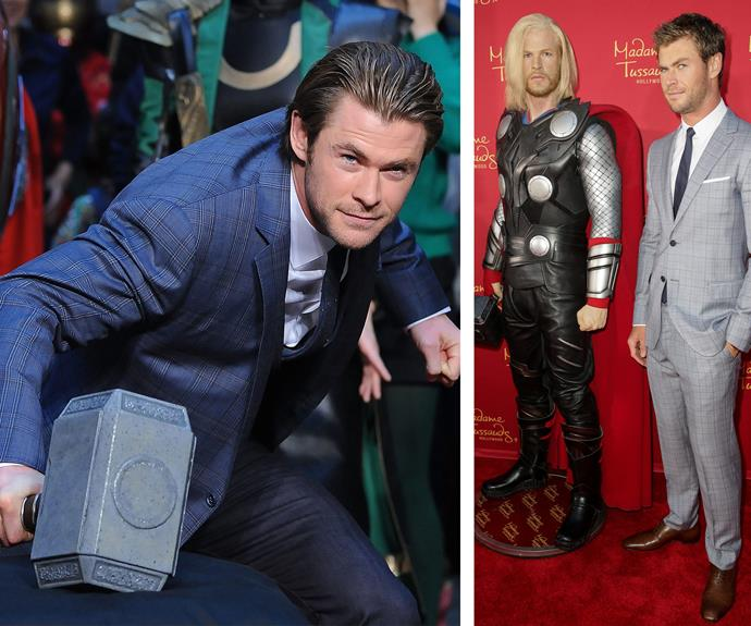 The man with the hammer acquired a legion of fans from his blockbuster films.