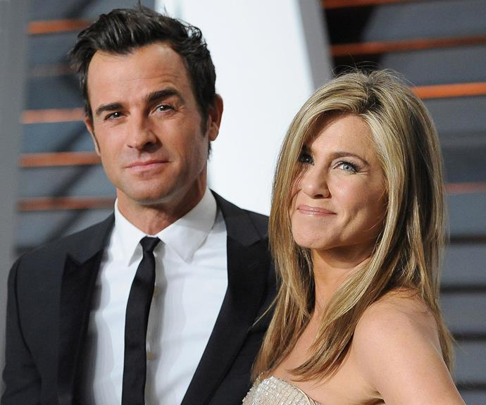 Jennifer Aniston and Justin Theroux married in private last weekend at their home in Bel Air three years after Justin popped the question.