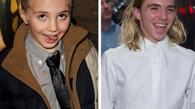 Express yourself! Madonna and Guy Ritchie's son Rocco is all grown up