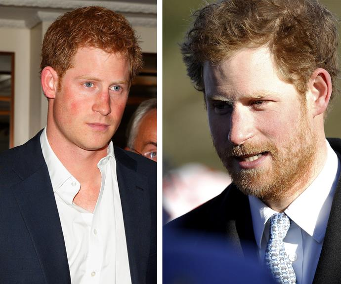 The fifth-in-line to the throne is one of the lucky few that looks incredible with or without a beard.