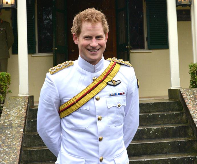 Along with his long list of charitable endeavors he still manages to keep up with royal duties.