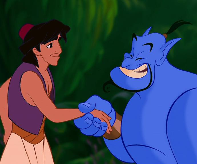 Talks suggest that our beloved Genie will be brought to life in a new prequel!
