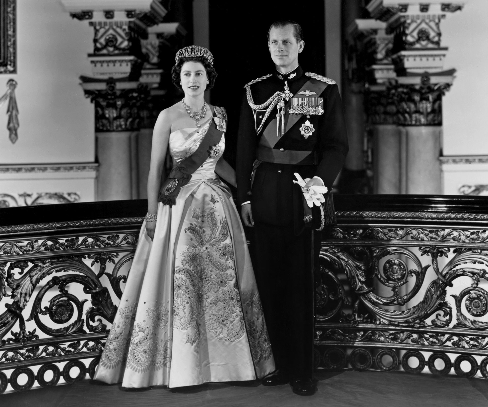 """Queen Elizabeth may be the longest-serving monarch, but we also admire the love she has for her husband, Prince Philip, 94. The pair tied the knot in breath-taking ceremony back in November 1947. When Philip first met Elizabeth he recalled: """"You were so shy. I couldn't get a word out of you."""""""