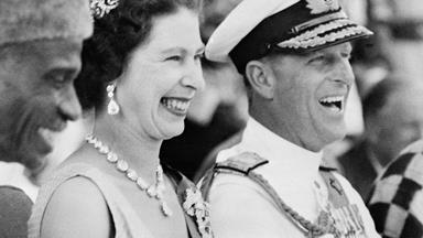 The Queen and Prince Philip's special bond