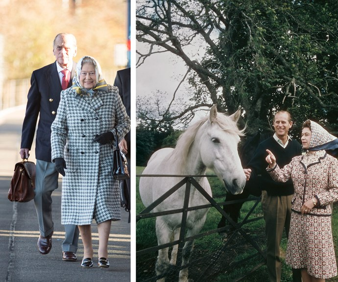"Prince Philip's utter devotion to his wife that has been a backbone to their incredible partnership.""My job first, second and last is never to let the Queen down."""