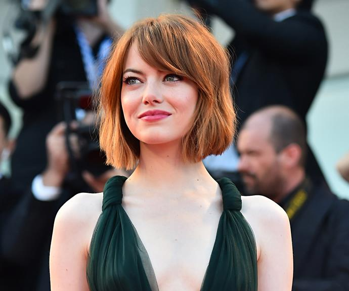 """**Emma Stone = Emily Jean Stone.** """"My name was taken at the Screen Actors Guild by one of the girls on Australia's Next Top Model, when I was 16. And I choose Emma as it's close to my real name (plus she was my favourite Spice Girl!"""" Emma told Jimmy Kimmel."""