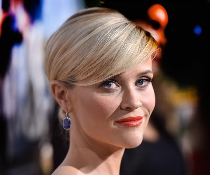 """**Reese Witherspoon = Laura Jeanne Reese Witherspoon.** The Oscar nominee traded her first and middle name in for her mother's maiden name, """"Reese."""""""