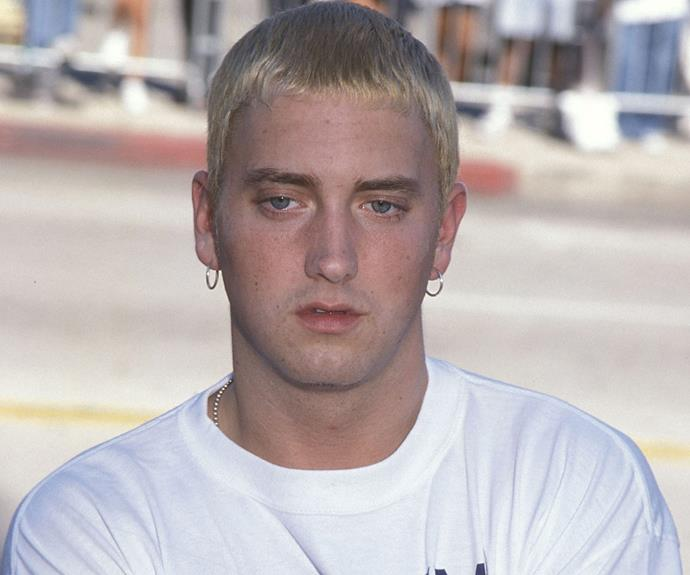 **Eminem = Marshall Bruce Mathers III.** Believe it or not, Rapper Eminem used his own initials to inspire his stage name, not the M&M'S!