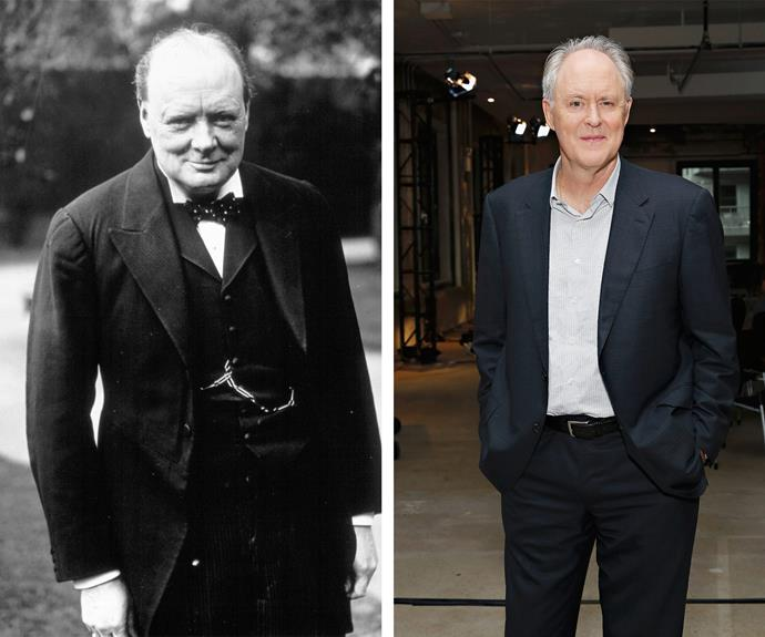 We expect a roll of chuckles with the addition of comedic actor, John Lithgow. The 69-year-old will put on his top hat to play the Prime Minister at the time, Sir Winston Churchill.