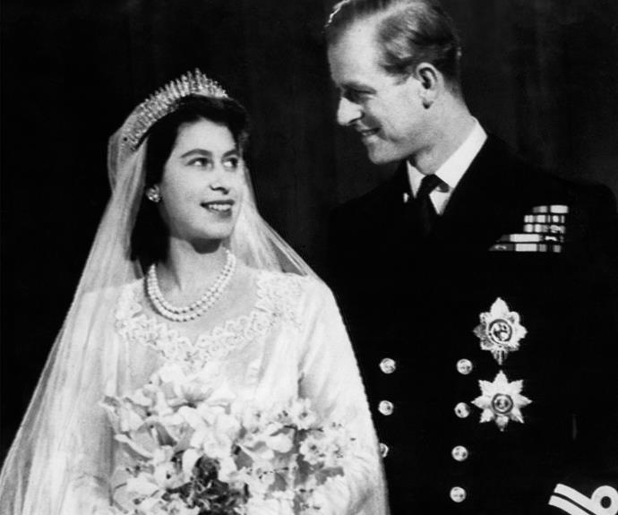 "The upcoming series fill focus on Elizabeth's formative years as a Princess in the lead up to her wedding to Philip Mountbatten, Duke of Edinburgh. The tag line of the show is ""Two houses, two courts, one crown."""