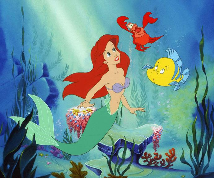 The woman who started it all, our obsession with those fish tail ladies all stemmed from the 1990 film *The Little Mermaid* which quite literally shaped our childhood. Here's to you, Ariel!