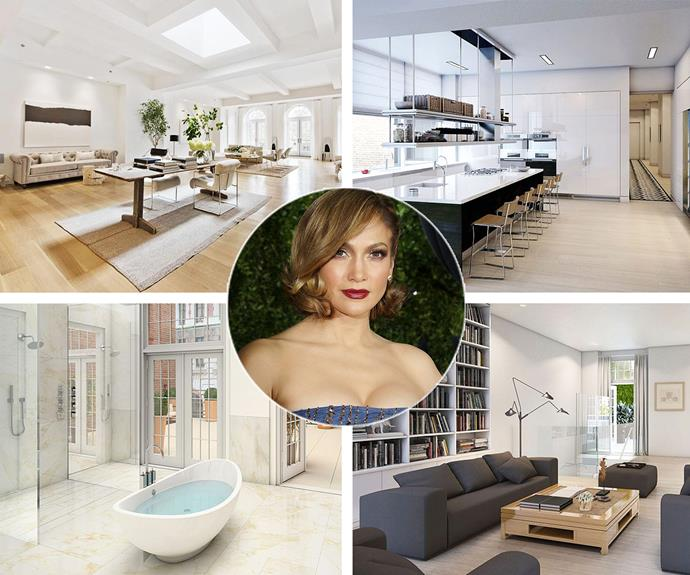 She might still be Jenny from the Block but Jennifer Lopez reportedly splashed a LOT of dough on a lavish New York penthouse. JLo dropped a cool $25million on the penthouse – and it's right next door to Chelsea Clinton.