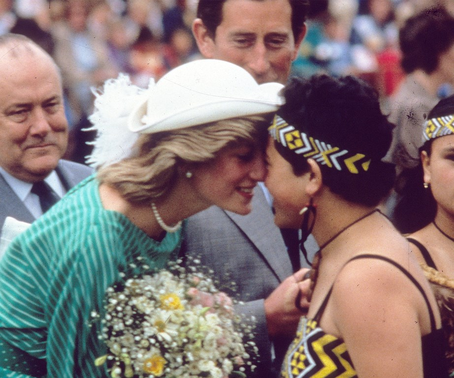"Everything Diana did was filled with love. She once admitted, ""the greatest problem in the world today is intolerance. Everyone is so intolerant of each other."""