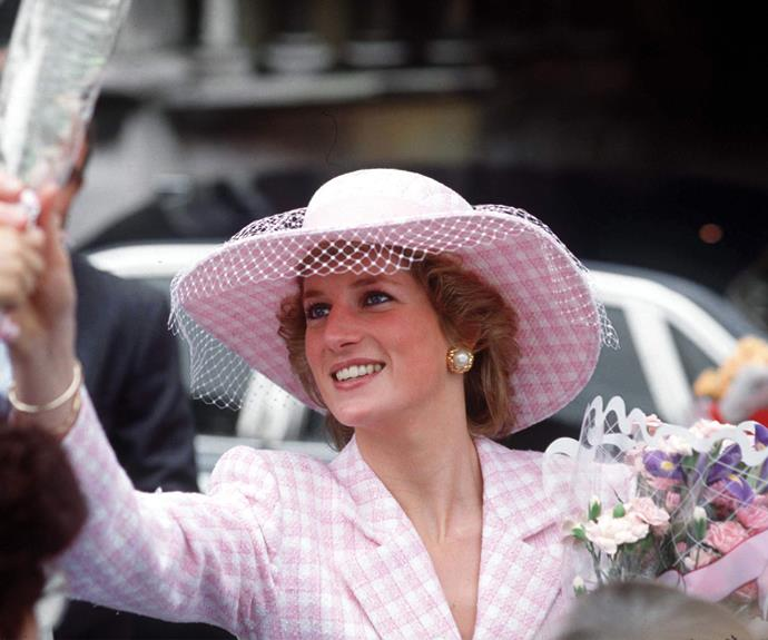 Many remember the Princess of Wales for her fabulous sense of style.