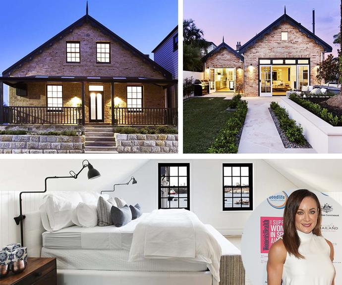Michelle Bridges and former husband Bill Moore are auctioning off their 19th century cottage located in Sydney's Birchgrove. [The expectant mother's](http://www.womansday.com.au/celebrity/australian-celebrities/michelle-bridges-and-steve-commando-willis-pregnant-13139) stunning property is expected to sell for about $4.5 million.