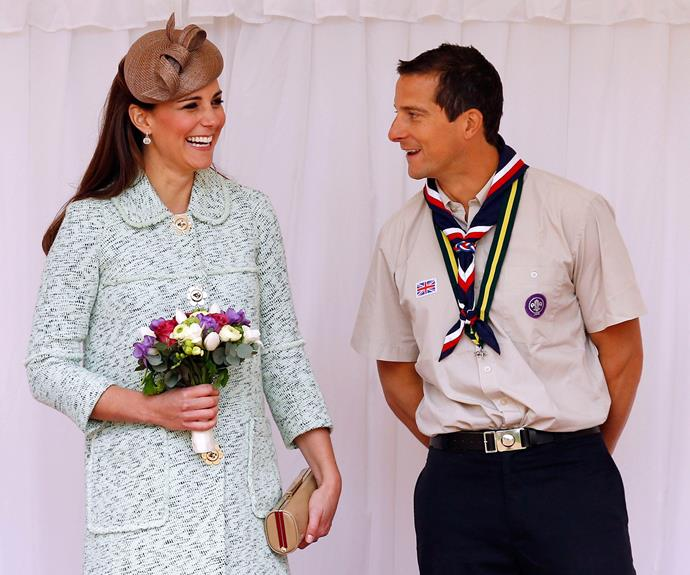 Or Duchess Catherine? We imagine she'd be very savvy especially all the times she's needed to [run after cheeky Prince George](http://www.womansday.com.au/royals/british-royal-family/prince-george-steals-the-show-at-the-polo-12857)!