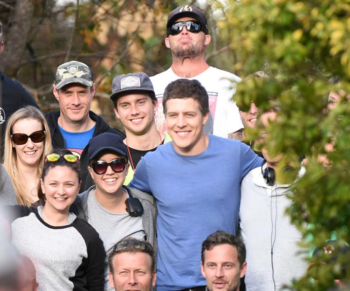 We are so glad to see that Brax is back in the Bay! And who knows what will happen next...
