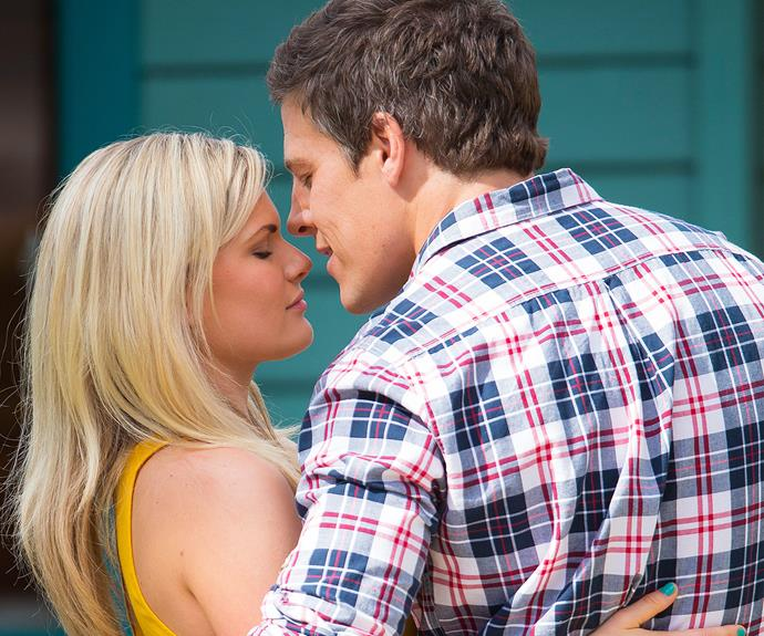 We have missed the intensity between there two! Never leave us again, Brax...