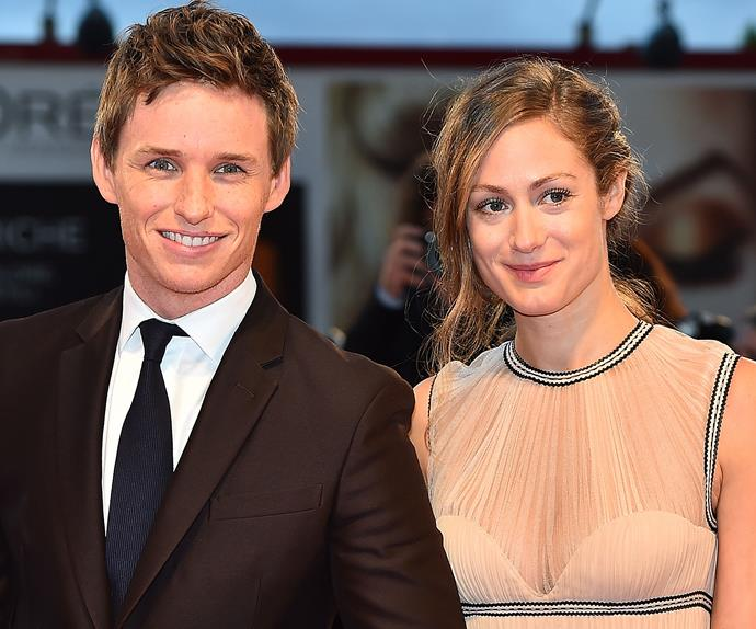 Prince William's school pal Eddie Redmayne and his wife, Hannah Bagshawe, were the picture perfect Hollywood couple at the breathtakingly glamorous red carpet. The Oscar winner was joined by his wife to debut his new film, *The Danish Girl*.