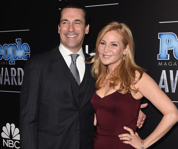 """[Jon Hamm and Jennifer Westfeldt](http://www.womansday.com.au/celebrity/hollywood-stars/jon-hamm-and-jennifer-westfeldt-split-after-18-years-together-13589) have officially announced that they have ended their relationship. """"With great sadness, we have decided to separate, after 18 years of love and shared history. We will continue to be supportive of each other in every way possible moving forward,"""" the former couple released in a joint statement to *People*."""