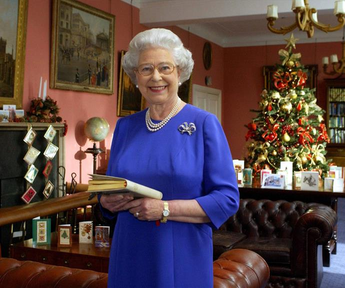 A woman of tradition. The Queen has made a Christmas broadcast to the Commonwealth every year of her reign except in 1969, when the Queen issued a written message instead.