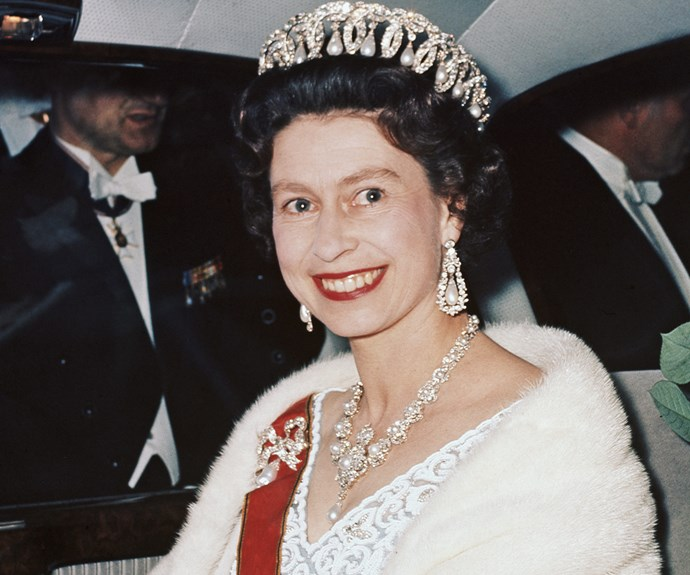 The beloved royal owns some of the world's most beautiful jewels...