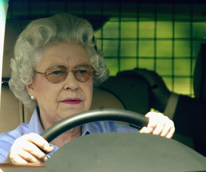 """She may be the ruler of the Commonwealth, but that doesn't stop Elizabeth from driving herself around. Plus, she is the only person in Britain who can drive without a license or number plate on her state car. There is a famous anecdote that Queen Elizabeth once took King Abdullah for a rather bumpy drive in 1998 at her Balmoral estate. """"Abdullah was not used to being driven by a woman, let alone a queen. Through his interpreter, the Crown Prince implored the Queen to slow down and concentrate on the road ahead,"""" a Saudi Arabia diplomat recalled of the funny story."""