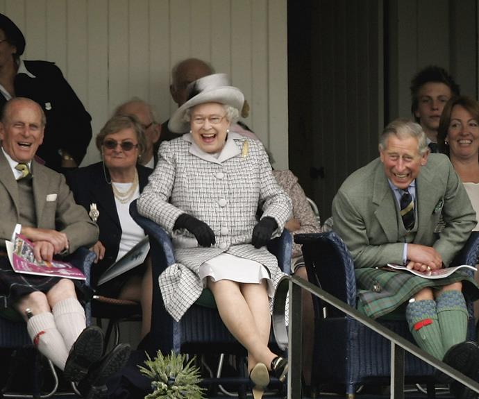 Queen Elizabeth and Prince Philip's strong relationship is based on their mutual love and respect but also a shared sense of humour.