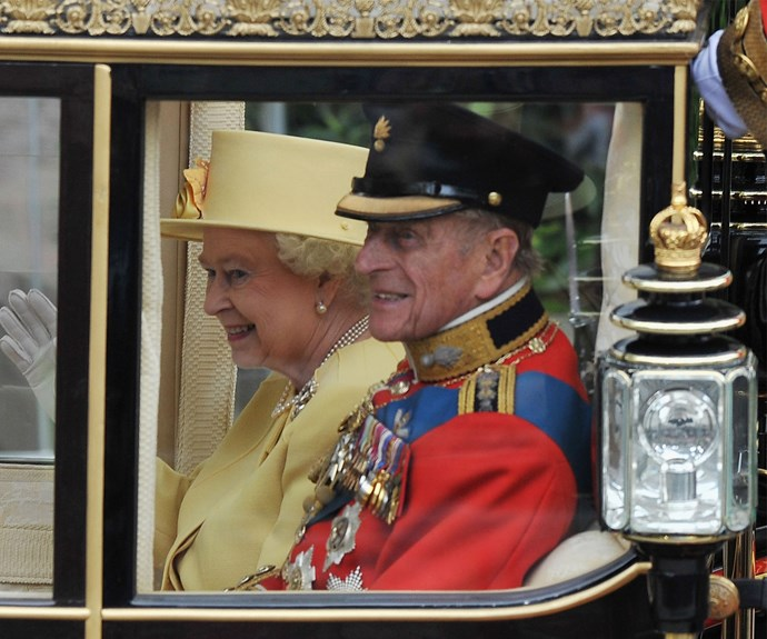 "It is a love story that transcends time, fit for a fairy-tale book. So what's their secret? ""You can take it from me, the Queen has the quality of tolerance in abundance,"" the Duke of Edinburgh has said."