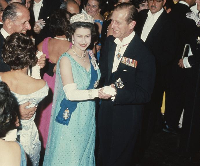 """""""He has quite simply been my strength and stay all these years, and I and his whole family and this and many other countries owe him a debt greater than he would ever claim or we shall ever know,"""" the Queen said proudly of her love, Prince Philip, during their golden wedding anniversary speech in 1997."""
