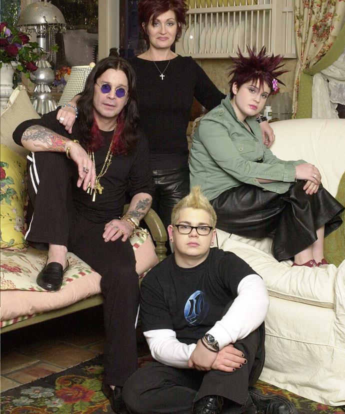 The Osbournes were the original reality stars.
