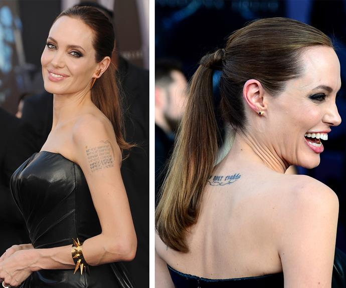 If Angelina Jolie gives it the nod then so do we.