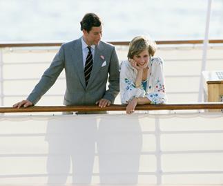 Prince Charles and Diana