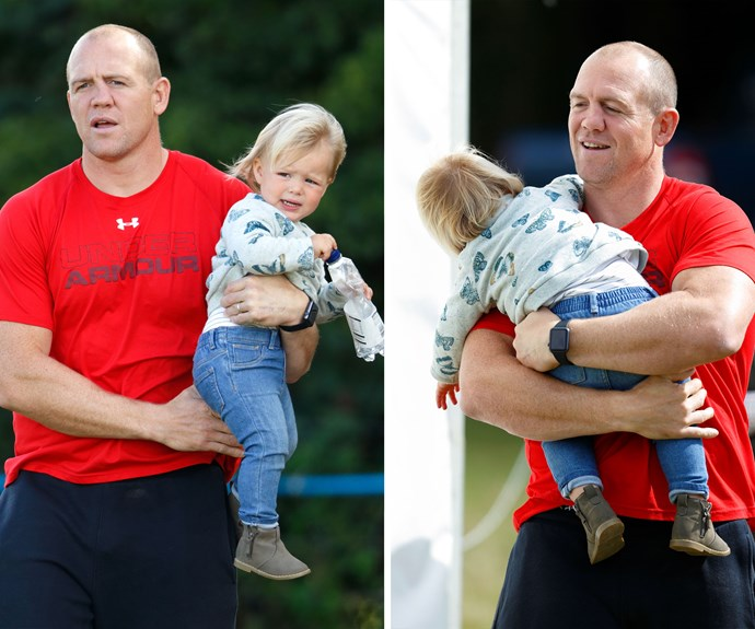 We think Mia and her cousin [Prince George got together to trade secrets about the most efficient way to cause a ruckus!](http://www.womansday.com.au/royals/british-royal-family/prince-georges-funny-faces-13079)
