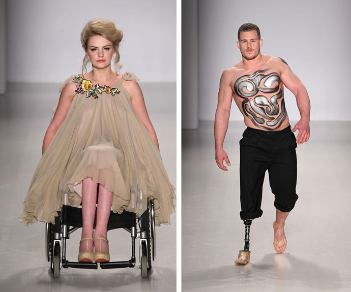FTL Moda is a fashion label that has made history by representing people from all walks of life on their runway.