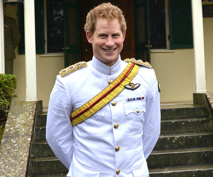 There are many reasons why we adore Prince Harry. Firstly the most obvious, he is a real-life Prince Charming that just so happens to be all kinds of dashing!