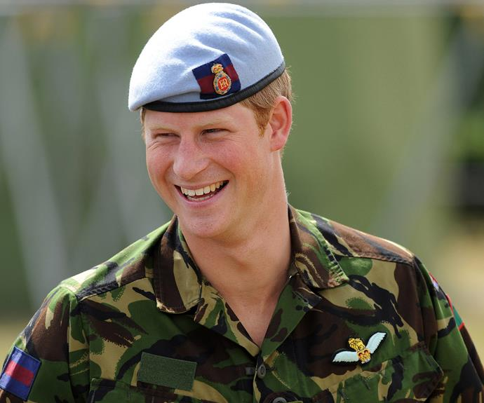 Prince Harry has not only served others, but also his country. The 34-year-old spent a decade in the army, even facing the front line in Afghanistan on two occasions. These days, he channels his experiences into helping rehabilitate wounded war veterans.