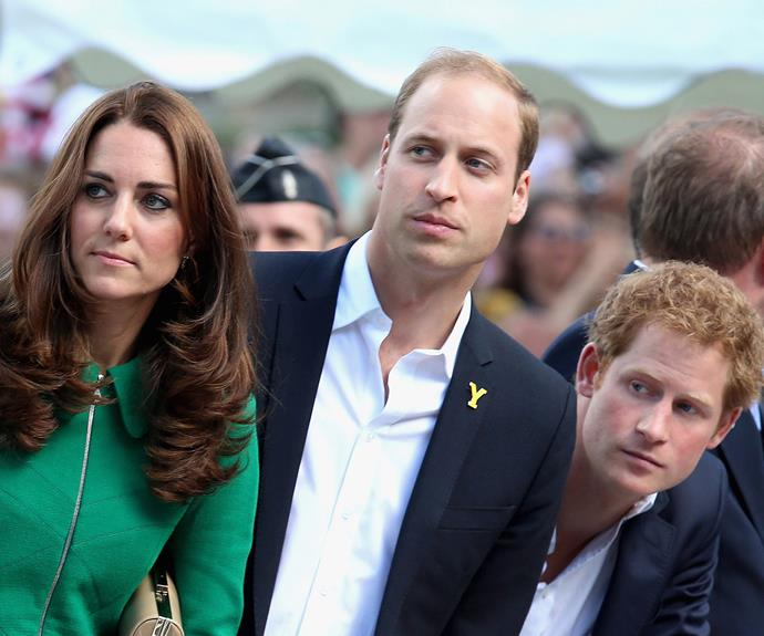 Harry also absolutely adores his sister-in-law, Duchess Catherine.