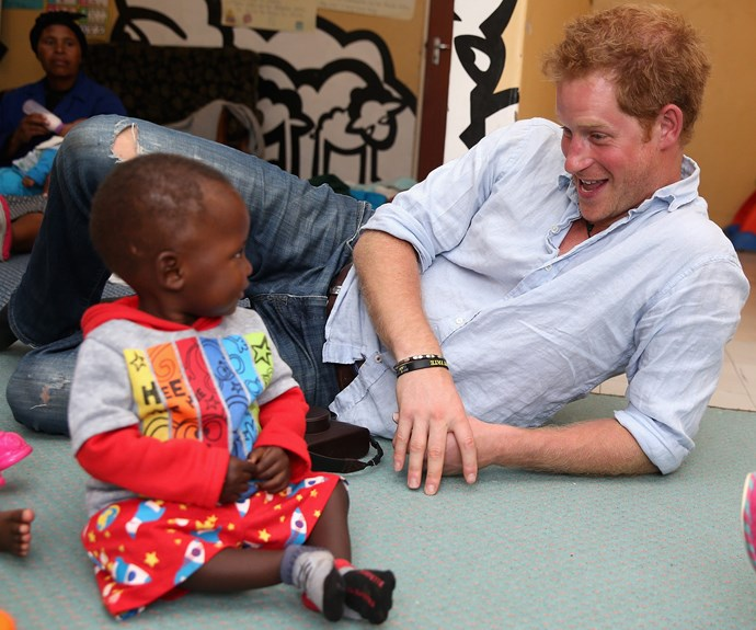 It's been 21 years since Princess Diana's untimely death but her sons are making sure her legacy lives on. In 2013, Prince Harry retraced Diana's footsteps by visiting Angola in Southern Africa. Back in 1997, Diana famously visited the country and made international headlines by visiting the victims of land mines and walking courageously over a minefield.