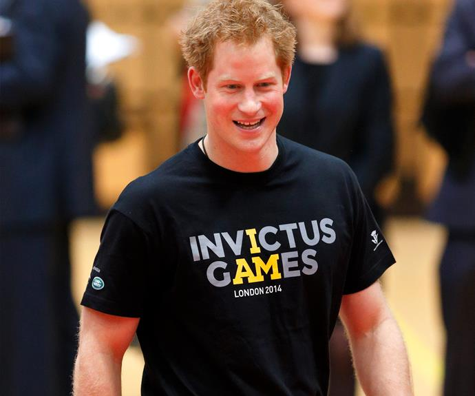 "The fifth in line to the throne is devoted to The Invictus Games - an international event in which wounded military veterans compete in Paralympic-style events. ""As I've continued to work with wounded servicemen and women, I regularly see the power of the soldiers' stories to inspire others. For every competitor last September, there are hundreds of others around the world who would benefit from having the same opportunity,"" he says."