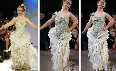 Madeline Stuart, Australia's stunning model with Down Syndrome makes her New York Fashion Week debut!