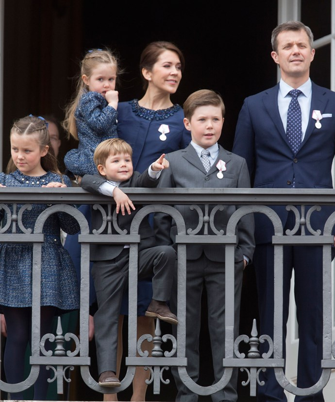 Our fave royals, Princess Mary and her family headed to Norway to meet with future monarch from Norway, Luxembourg and Sweden.