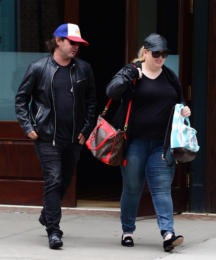 Rebel Wilson has reportedly called time on her four-month relationship with comedian and producer Mickey Gooch Jr.
