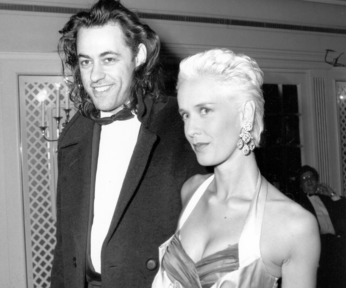 Paula married The Boomtown Rats star Bob Geldof in 1986, however their marriage soon crumbled after she fell for Michael.