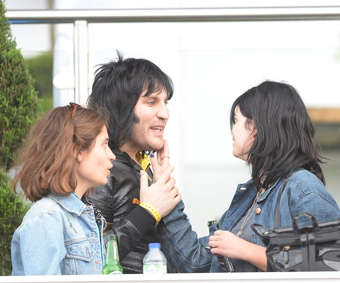 In 2015, Tiger attended the British Summer Time festival with Noel Fielding and Daisy Lowe.