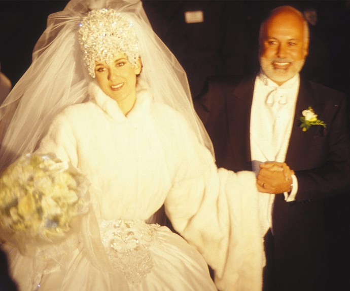 The pair tied the knot on 17 December 1994.